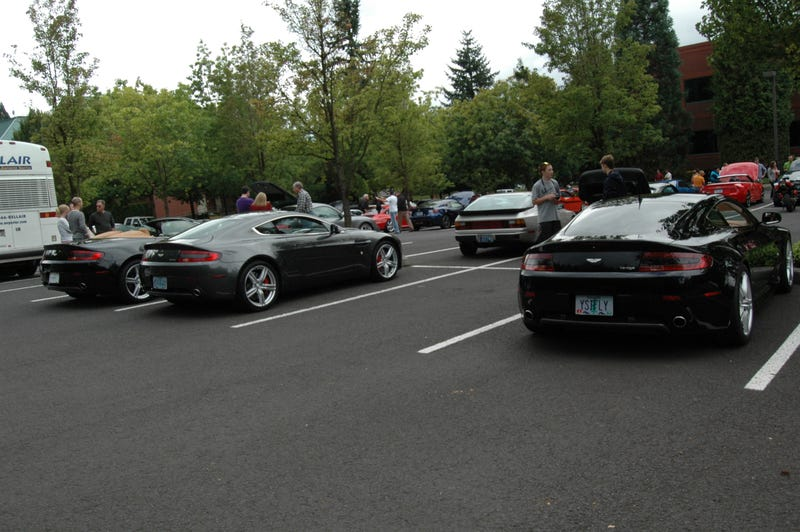 Cars and Coffee Portland - Picture Gallery and Video