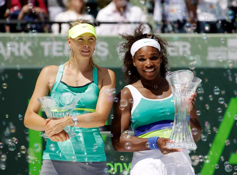 For Anyone Who Doesn't Think Serena Williams Is Capable Of Being Bubbly
