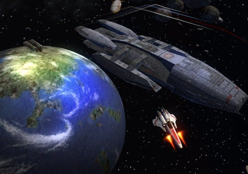 What Happens If The Galactica Finds Earth?
