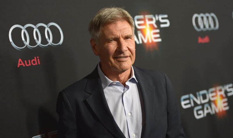 Harrison Ford Injured by Millennium Falcon, Airlifted to Hospital