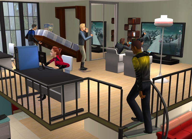 The Sims Explore Apartment Life