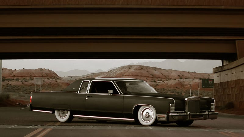 Help Find This Stolen And Lovely 1977 Lincoln