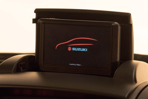 Suzuki SX4 First American Car Under $16K With Standard Nav, Take That SYNC