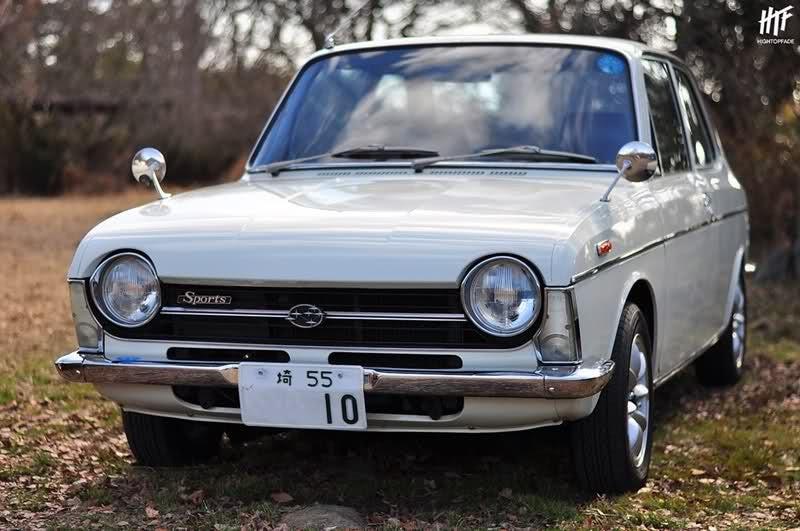 Your Evening Subaru, with a Bonus
