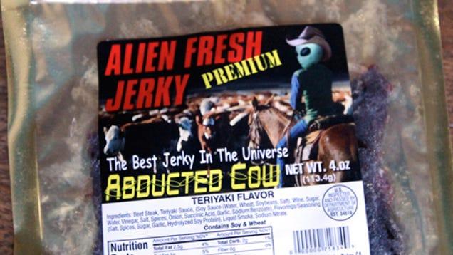 beef jerky essay