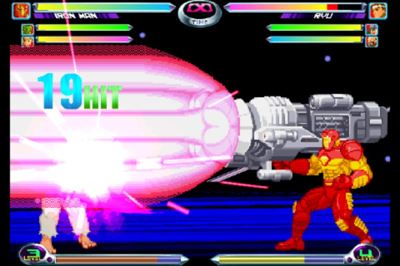 Marvel Vs. Capcom 2 Brings All 56 Fighters to the iPhone Next Week