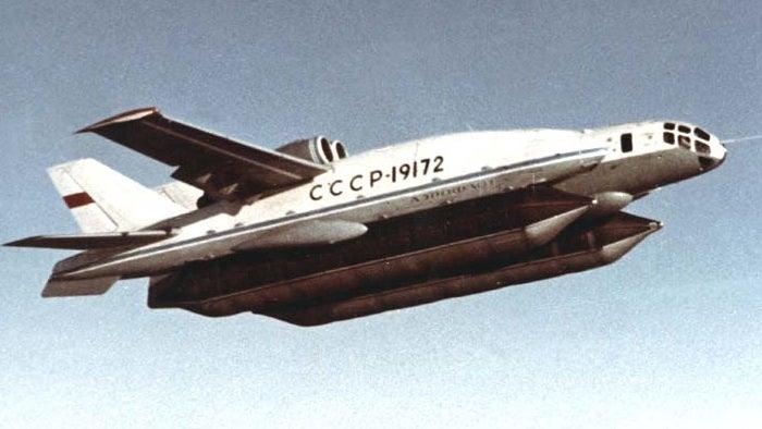The Weirdest Aircraft of the 20th Century