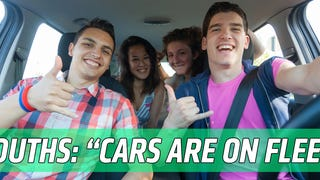 Hip MTV Study: The Youths Don't Hate Cars After All