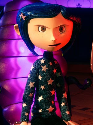 Want Coraline's Star-Spangled Sweater?