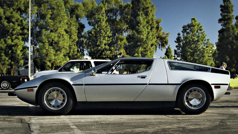 Discovering The Maserati Bora