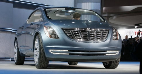 More On The Chrysler And Nissan Platform Swap