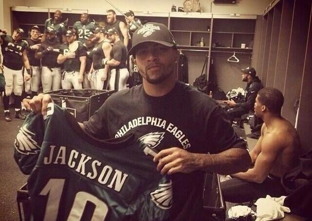 Report: The Eagles Seriously Hated DeSean Jackson