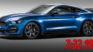 Did The Ford Shelby GT350R Really Just Destroy The Z/28's 'Ring Time?
