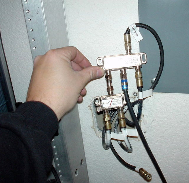 wiring a new house for tv and internet annavernon wiring a new home for tv and internet diagram
