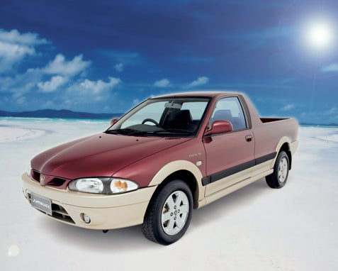 The Proton Jumbuck: A Ute For The Everyman