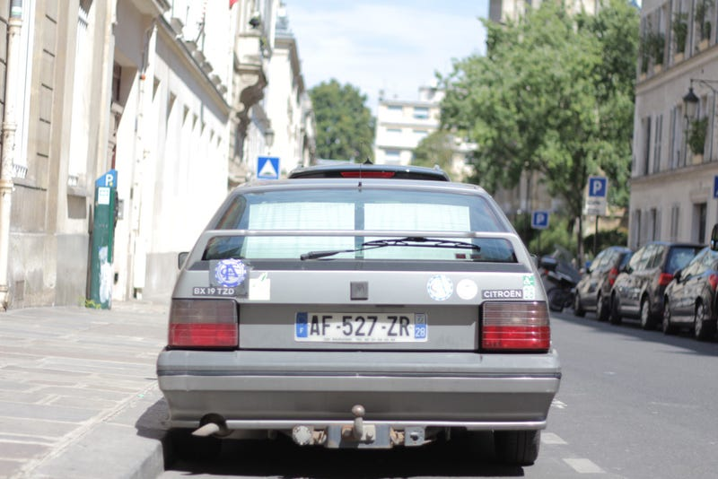 A man and his Citroen: 2000 miles through Europe