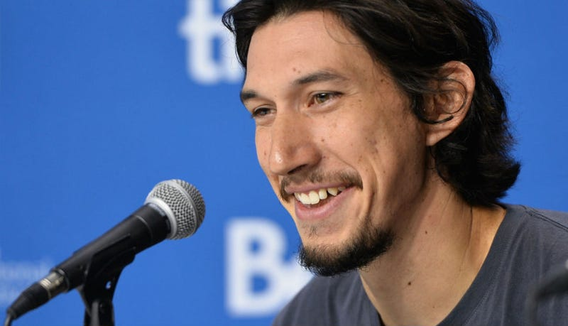 Whoa. Girls Star Adam Driver To Play a Villain In New Star Wars Film