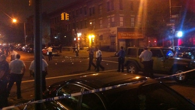 48 People Shot This Weekend in New York