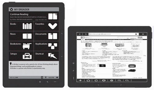 Asus DR-950: Yet Another eBook Reader That's More Impressive Than the Kindle