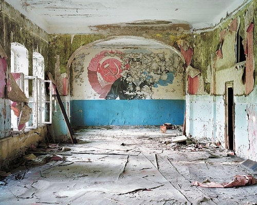 Abandoned Ruins of the Soviet Empire