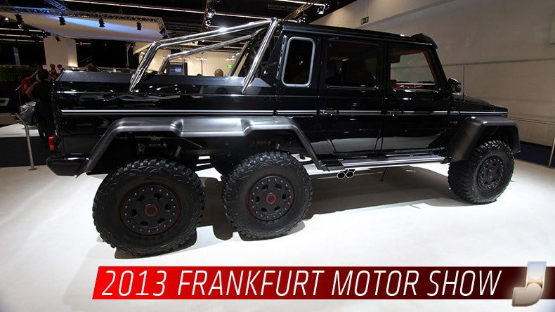 The Brabus B63S-700 Is A $755K Six-Wheeled Luxury World Murderer