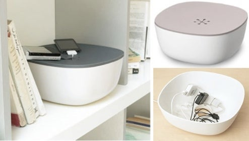 Lessev Gadget Charging Station Is Simple, Begs for DIY Rip-Off
