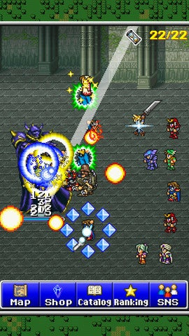 It's Official: Final Fantasy All the Bravest Comes to iOS Tomorrow