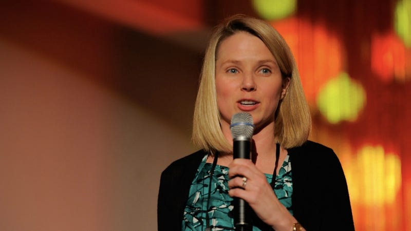 Let Google's Marissa Mayer Learn You Some Trite Business and Life Lessons