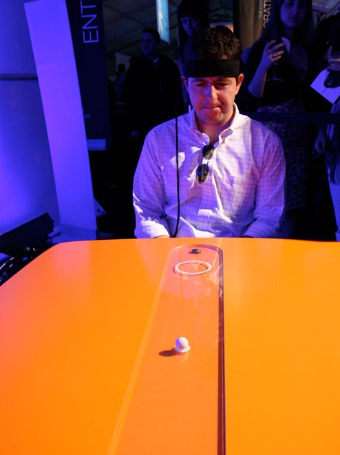 Winning Brainball Requires Years of Destroying Your Mind with Booze