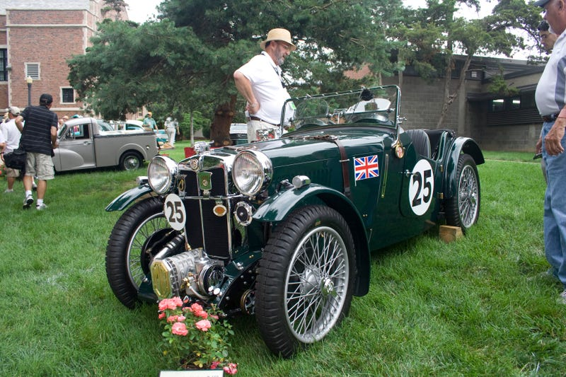 The Art of the Car Concours