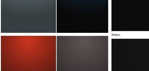 Dark, Quiet Wallpapers for iPhones and iPads