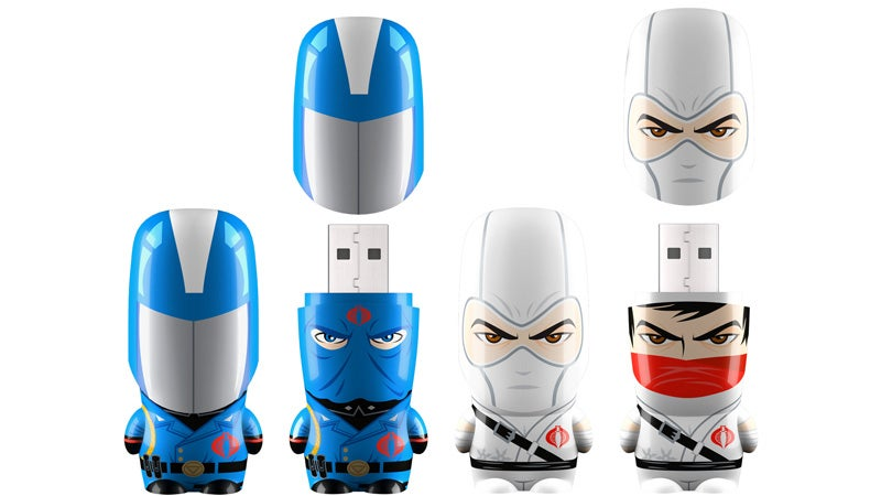 The Most Bad-Ass Member Of G.I. Joe Is Now an Awesome Ninja Flash Drive