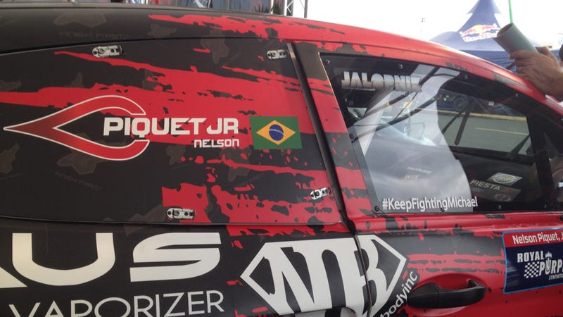 This Is What It's Like To Get Absolutely Thrashed In Global RallyCross