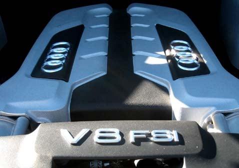 Audi R8, Part 1