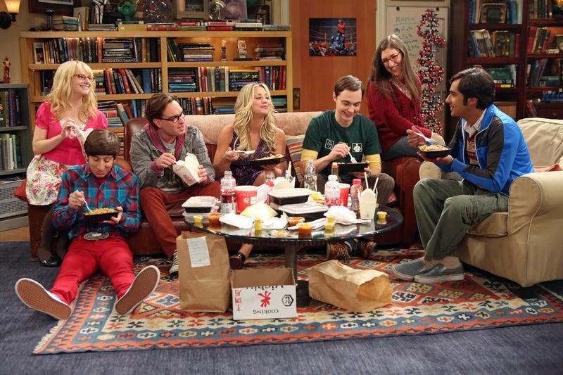 It Costs Almost $11K A Second To Advertise During The Big Bang Theory
