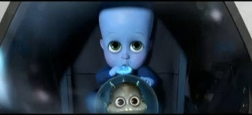 Watch the first 5 minutes of Megamind