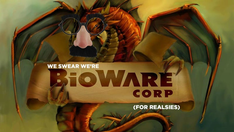 The Case Of The Made-Up BioWare Interview