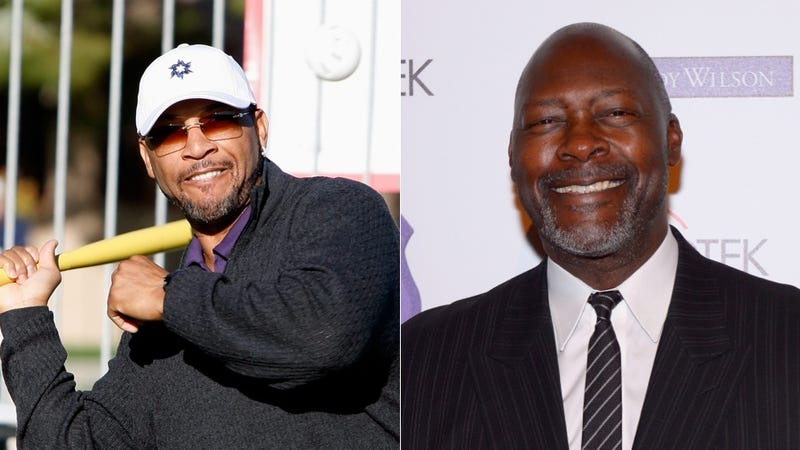 No, That Wasn't Gary Sheffield And Dave Stewart Fighting Over A Client