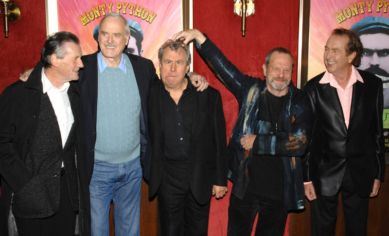 Monty Python to Reunite for First Stage Show in Decades