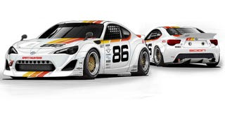 Designing a Scion FR-S for the Scion Tuner Challenge