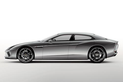 Lamborghini Estoque production rumors return