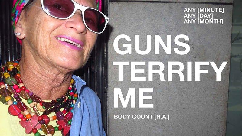 Guns Terrify Me: Body Count [N.A.]