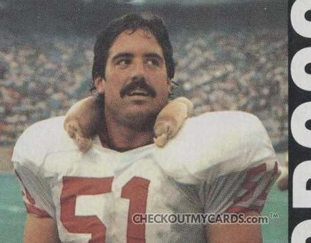 The 49ers, Wacky Mustaches, David Letterman And You