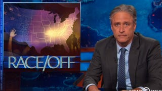 Here's the <em>Daily Show</em> Segment on Ferguson You've Been Waiting For