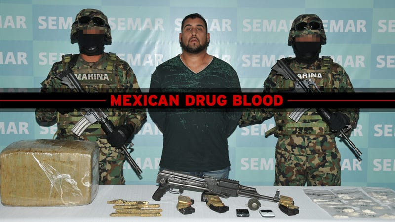 Kill the Head, Hope the Body Will Die: Mexican Navy Arrests Leader of the Drug War's Most Violent Cartel