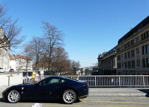 DOTS Geneva: Ferrari 599 GTB Fiorano