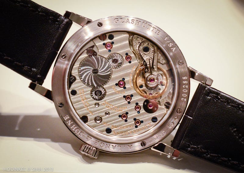 An Introduction To The Mechanical Watch