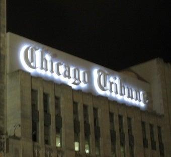 Hellish Cuts at the Chicago Tribune