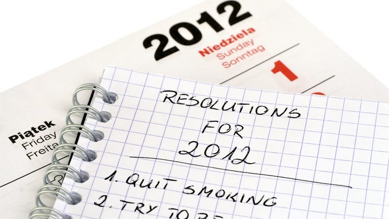 Six Tools to Help You Keep those New Years Resolutions