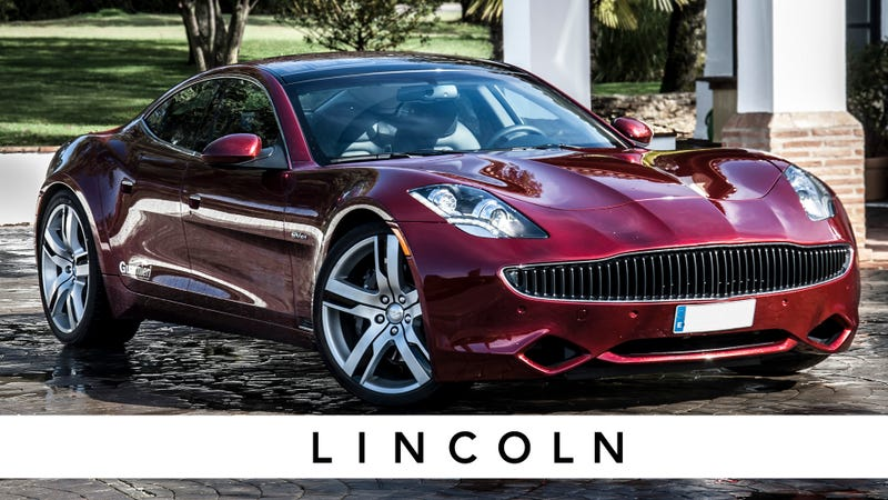 Could Fisker Save Lincoln?